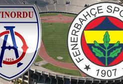 Altınordu Fenerbahçe maçı ne zaman saat kaçta