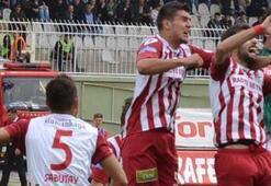 Kartal-Gaziantep B.B.: 1-0