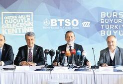 Yabancı yatırımcı Bursa'ya akın etti