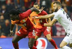 Galatasaray - Teleset Mobilya Akhisarspor: 4-2 (İşte maçın özeti)