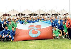 Trabzonspordan büyük jest