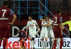 Trabzonspor, geçen sezonun gerisinde kaldı