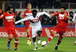 Antalyaspor grup maçlarına gollü başladı