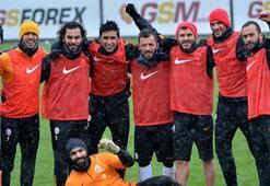 Sneijder takımdan ayrı çalıştı