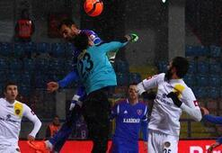 Kardemir Karabükspor-Ankaragücü: 2-0