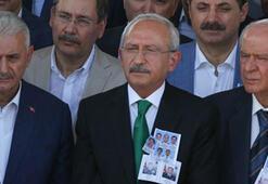 Başbakan,  Kılıçdaroğlu ve Bahçeliyi aradı