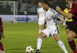 Real Madrid - Milan: 2-4