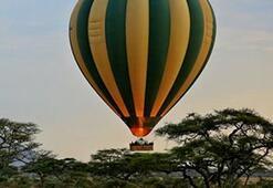 Serengetide Balonla Safari
