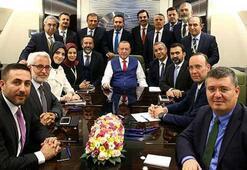Cumhurbaşkanı Erdoğandan bazı başkanların istifa edeceği iddiasıyla ilgili flaş açıklama