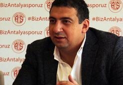 Antalyasporu Avrupaya götürmek istiyoruz