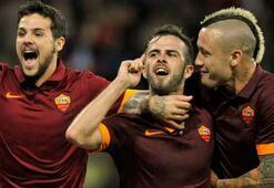 Roma ve Juventus kayıpsız gidiyor