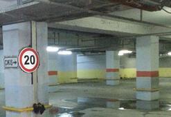 Aracını kapalı otoparka park edenler dikkat