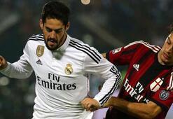 Milan, Real Madridi dağıttı