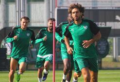 Bursasporda Osmanlıspor maçı hazırlıkları