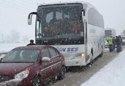 Bursa-Ankara yolu trafiğe açıldı