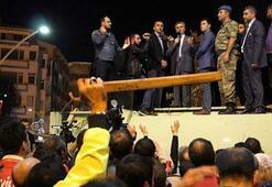 Vali'nin kaçırıldığı haberi kenti ayağa kaldırdı