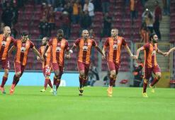 Galatasaray oldukça zorlandı