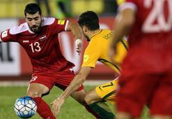 Suriye-Avustralya: 1-1