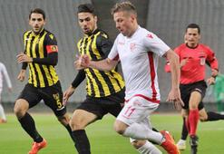 İstanbulspor-Boluspor: 1-0