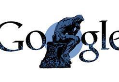 Auguste Rodin Google Doodle oldu