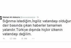 Memet Ali Alabora o iddiaları yalanladı