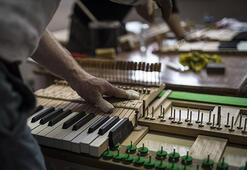 Cumhuriyetin ilk piyanoları restore ediliyor