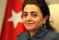 Türkiyenin ikinci kadın müsteşarı oldu