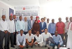 Somali'nin ilk uzman doktorları mezun oldu