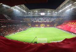 TT Arenada Galatasaray halayı