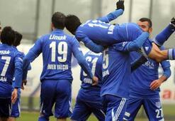 Gaziantep BŞB - Boluspor: 2-1