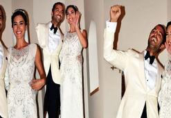 Ünlü sunucu Gözde Atasoy evlendi