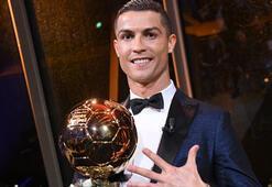 Ronaldo: Tarihin en iyi futbolcusu benim