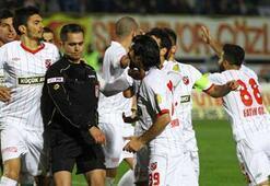Karşıyakalı Şehmus a 20 maç ceza gelebilir