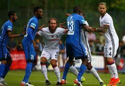 Beşiktaş - Al Hilal Riyadh: 1-1