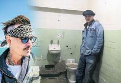 Johnny Depp  hapse düştü