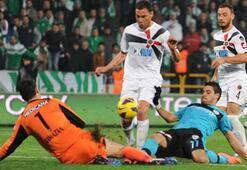 Bursaspor-Gençlerbirliği: 0-0
