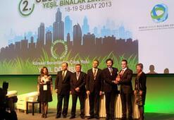 Altensise Yeşil Bina Zirvesinden Ödül