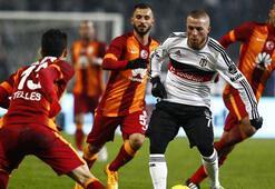Beşiktaş - Galatasaray: 0-2