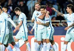 UEFA Avrupa Liginin en golcüsü Zenit