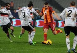 Galatasaray Beşiktaşa acımıyor
