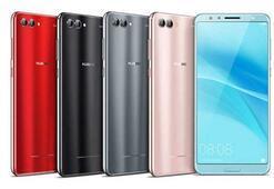Huaweinin dört kameralı telefonu Nova 2S duyuruldu