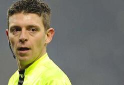 Caner penaltı bekledi, Rocchi devam dedi