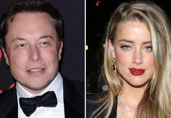 Amber Heard ile Elon Muskın romantik akşam yemeği