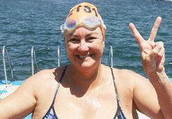 Taylor Smith, İstanbul Boğazında yüzdü