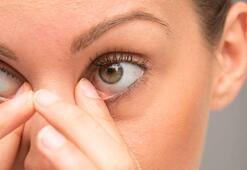 Göz sağlığınız için bunu yapmaktan kaçının