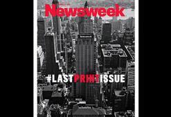 80 yıllık Newsweekten son kapak