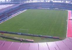 Mersin-Bursa maçı Tevfik Sırrı Gür Stadında