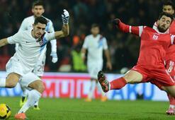 Balıkesirspor - Trabzonspor: 2-2