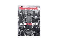 Newsweek sosyal medya çağrısıyla veda etti