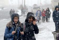 İlk, orta, lise ve üniversitelerde kar tatili